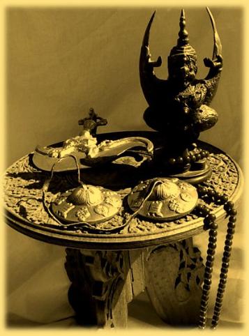Trennungszauber - Ritual